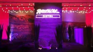 RetailMeNot Branded Event Environment