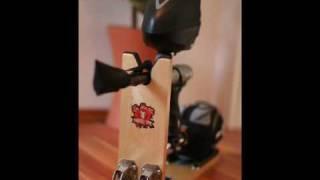 Paintball Marker Stand / Gun Rack