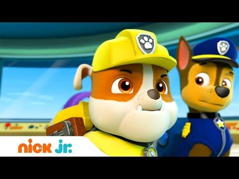 Щенячий патруль | Спасение кошки | Nick Jr. Россия
