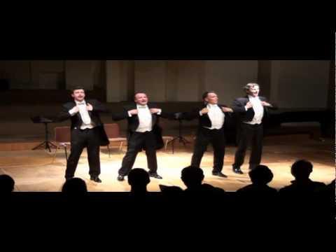 The London Quartet - Cantabile : The Lambeth Walk