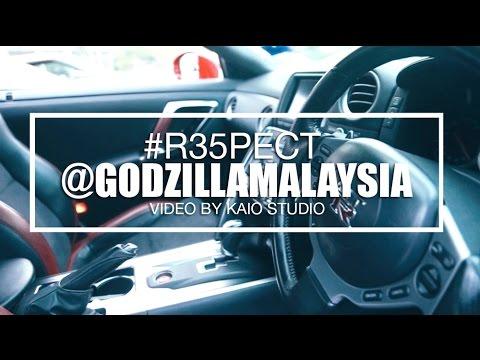 #GodzillaMalaysia - GTR35 Malaysia (Video by Kaio Studio)