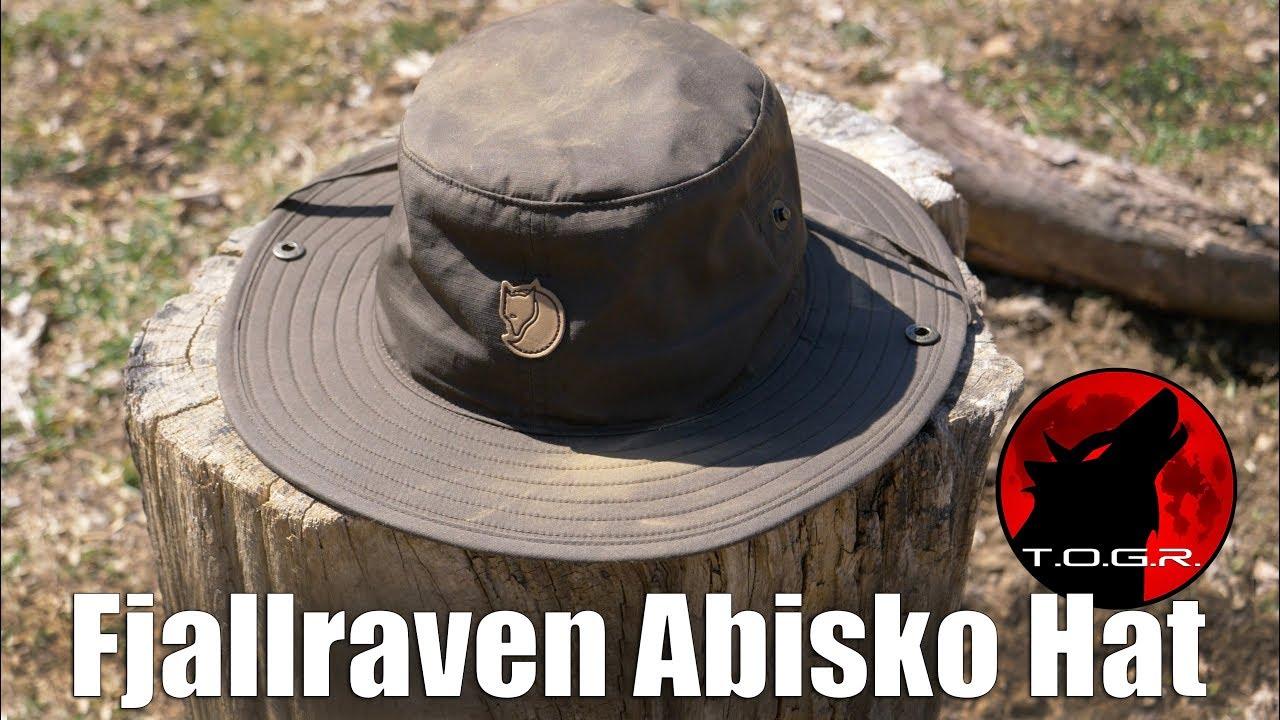 e6416a21 Protection - Fjallraven Abisko Summer Hat - Review - Vloggest