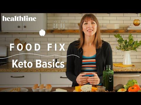 Food Fix: Keto Basics | Healthline