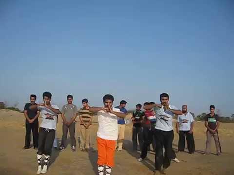 Shaolin Kung-fu Nellore Wushu Warrior Monk Taolu Training Camp Indian Tai chi Monk