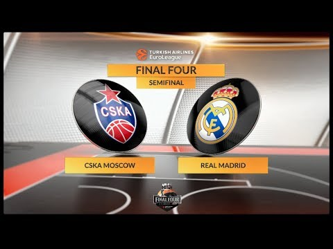 #GameON Trailer: CSKA Moscow-Real Madrid