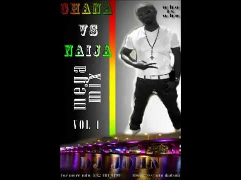 GHANA (Azonto) VS NAIJA MEGA MIX 2013 ft Wizkid, Stay Jay, Sarkodie, Guru, Davido. Naija Mix 2012