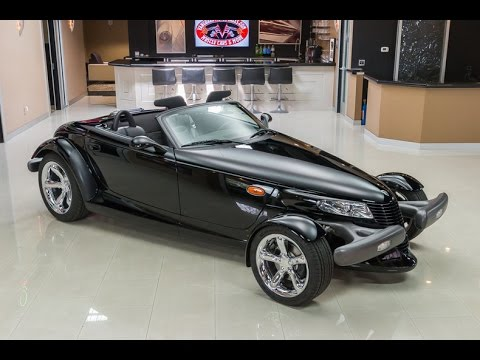 1999 Plymouth Prowler | Classic Cars for Sale Michigan
