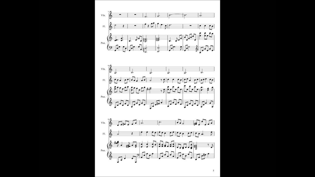 Partition Musique Gw2