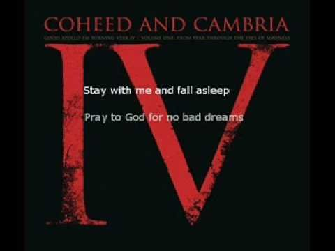 COHEED AND CAMBRIA LYRICS - SongLyrics.com