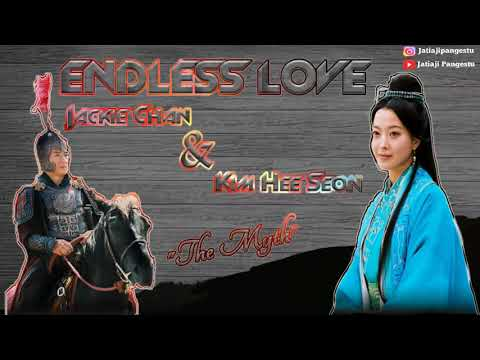 ENDLESS LOVE - JACKIE CHAN & KIM HEE SEON (LIRIK-TERJEMAHAN INDO)