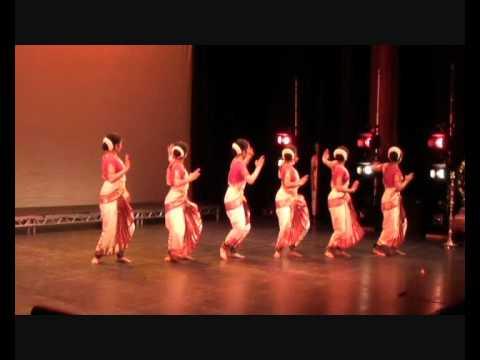 Swati's Akashagamanam  - Live at the Lowry Theatre- by Swati Raut