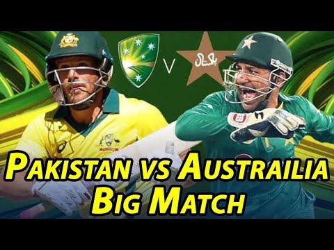 Big Match | Pakistan Vs Australia Highlights | PCB