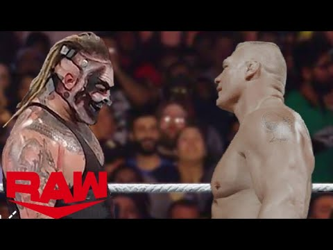 Download FULL MATCH - Brock Lesnar vs. The Fiend Bray Wyatt : RAW, Nov 11, 2019