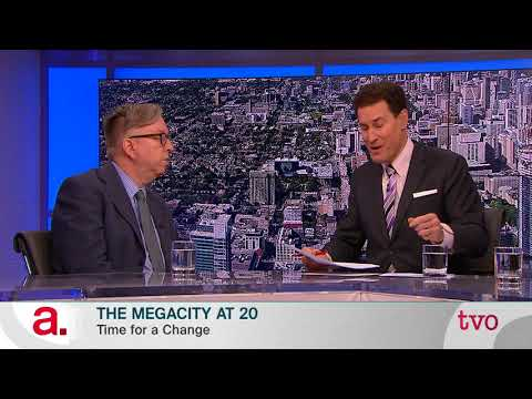 The Megacity at 20
