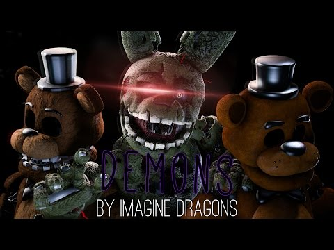SFMFNAFMusic  Demons