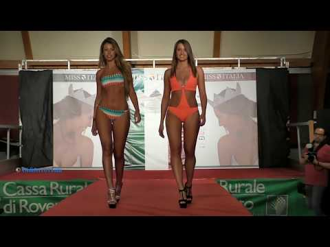 Miss Italia Miss Sport Veneto 2017 Sfilata Bikini Giadamarina Valli del Pasubio