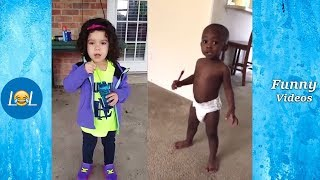 Funny Kids Fails Compilation | New Funny Kids Videos 2019