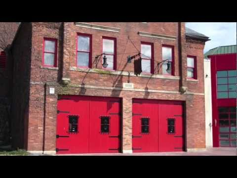 Michigan Firehouse Museum - Located near Depot Town in
