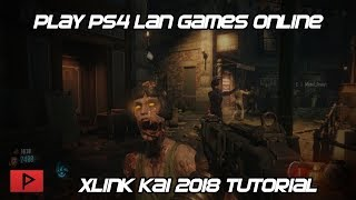 Use XLink Kai With PS4 (CFW or OFW) To Play LAN Games Online