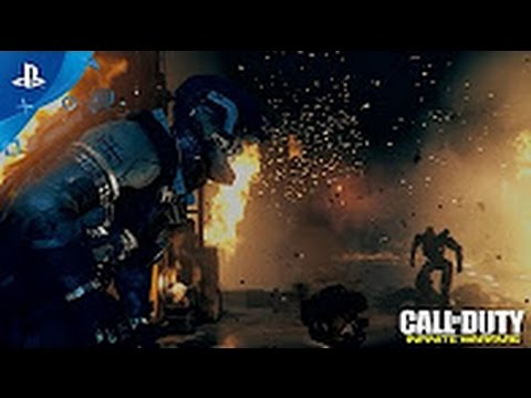 Call of Duty Infinite Warfare - Post-Launch Trailer Movie Poster