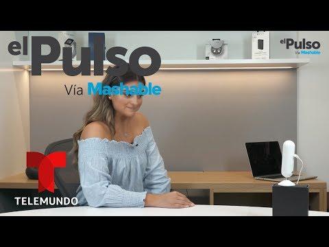 El Pulso | POWER UP: el Echo Look de Amazon te dice como vestirte | Telemundo