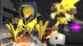 Minecraft: WHO'S YOUR DADDY?! ABRA POSSUíDO (Pokémon)