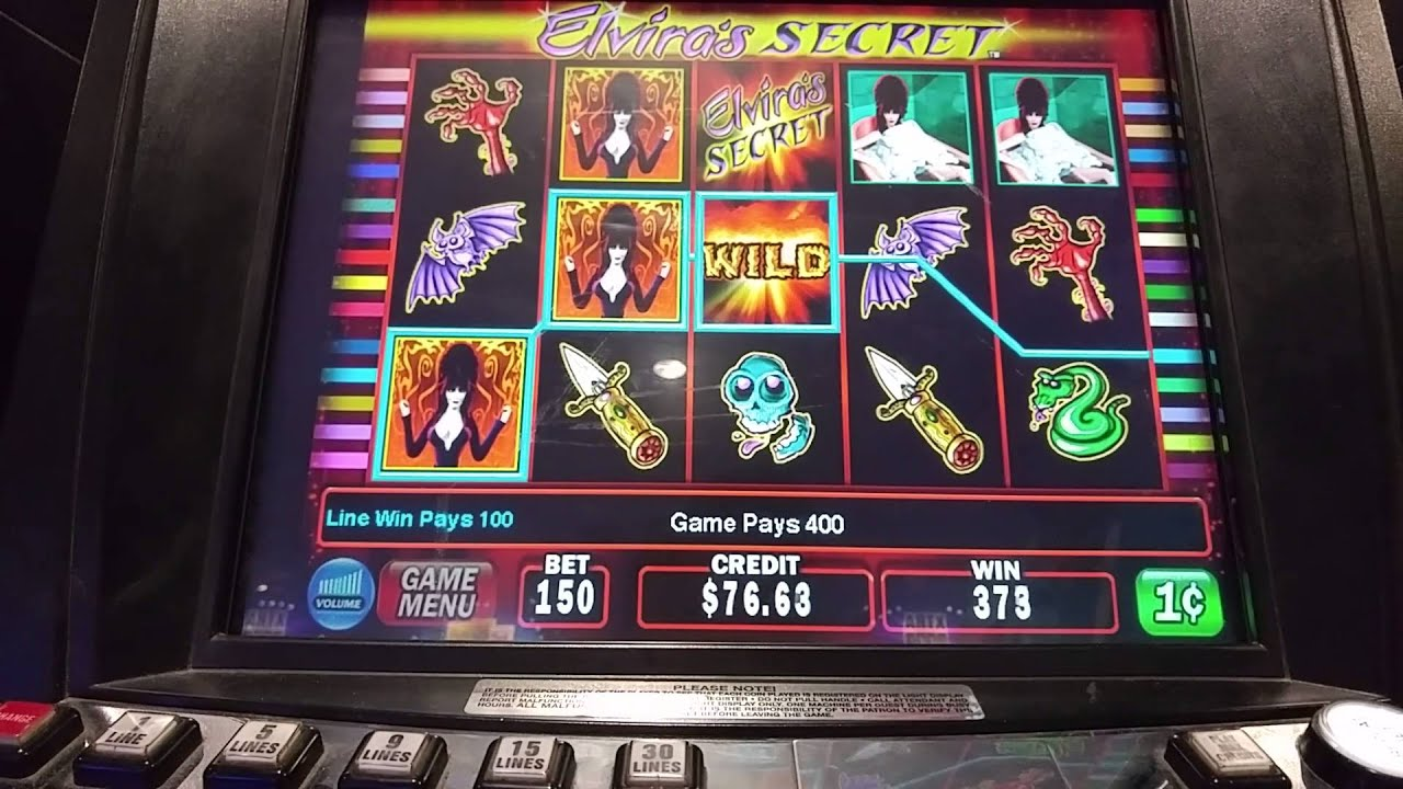 Secrets slot machines casinos casinos northern california slot machines