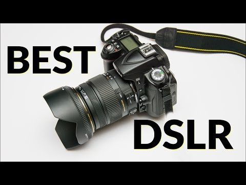 Top 4: Best DSLR Camera In India 2018 [Hindi]