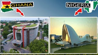 10 COMPLETED Projects in Ghana Nigeria that surprised the world