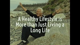 Do you feel the only motivation to live a healthy life is living an old age. there are much better reasons lifestyle that impact today.