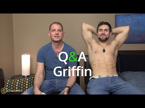 Q&A with ChaosMen's Griffin