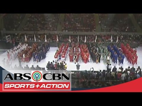 NCAA Season 91 Opening Ceremony