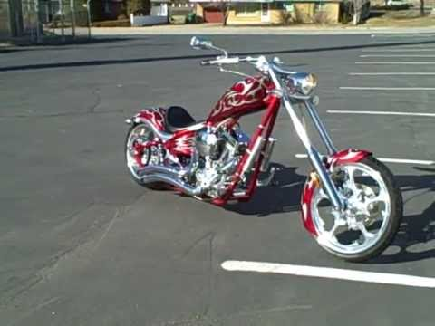 2006 Big Dog K9 Custom Chopper Motorcycle for sale with ...