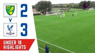U18s enjoy dramatic late turnaround in Norwich triumph   Match Highlights