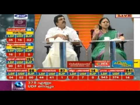 Will LDF Tie Up With Congress In Trivandrum Corporation ?