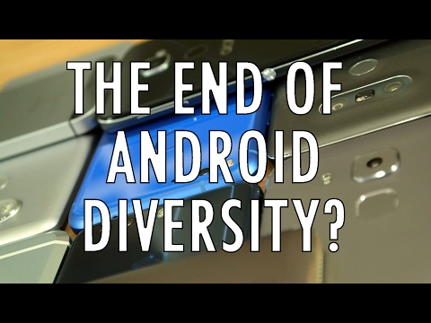 Google Fuchsia, Andromeda OS, and the end of Android diversity?