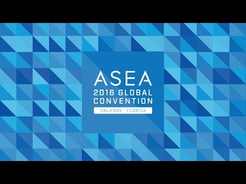 ASEA Convention 2016 - Justin Wilson