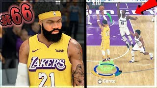 BEST HALL OF FAME BADGES TO SCORE 100+ POINTS! DEADLIEST COMBO! NBA 2k20 MyCAREER Ep. 66