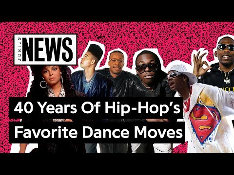 From Breakin' To The Shoot: 40 Years Of Hip-Hop's Favorite Dances | Genius News