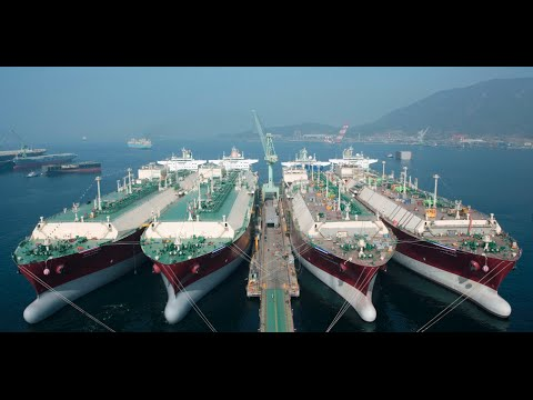 Republic of Korea a leader in shipbuilding market for 20 years