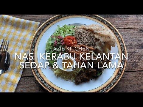 Download Nasi Kerabu Kelantan Sedap dan Tahan Lama
