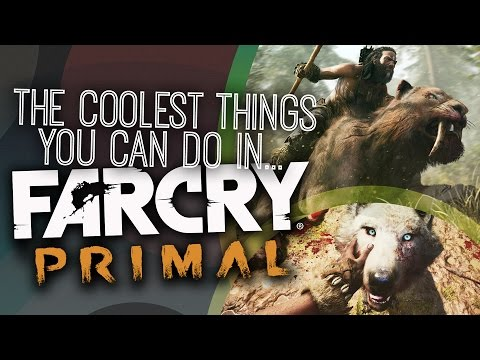The 5 Coolest Things You Can Do In Far Cry Primal - The Gist