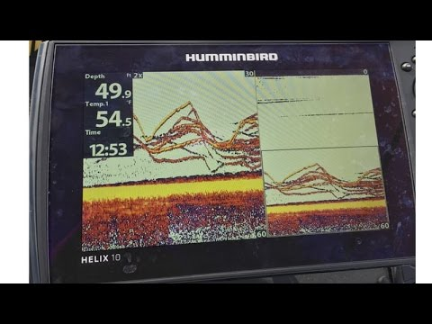 Catch Bass You See on Sonar - Electronics Fishing