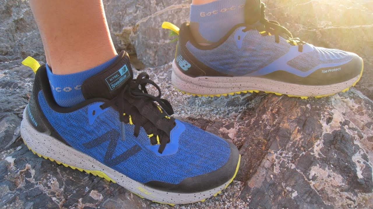 New Balance Nitrel v3 REVIEW