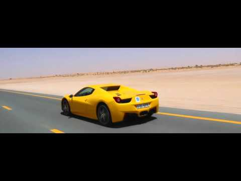 Bab Al Shams Resort Dubai UAE Dubai Luxury Car Rental - Sahiwal Super cars Parade 2015