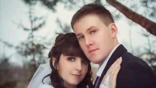 Андрей и Наталья Рославль свадьба 2014