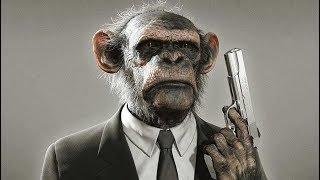 Что будет если обезьяну скрестить с человеком. Шокирующие эксперименты генетиков. Док фильм.