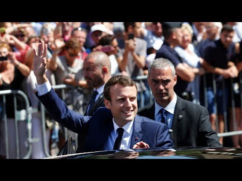 France's New President Wins Parliament Vote, But Faces Problems Implementing Program