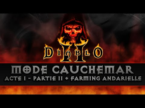Vidéo d'Alderiate : [FR] ALDERIATE - DIABLO II LOD - 1.14D - CAUCHEMAR - PALADIN - ACTE I PARTIE II
