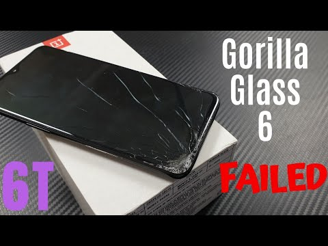 OnePlus 6T Durability (DROP, BEND, WATER, SCRATCH) Test ! Gorilla Glass 6 !!!
